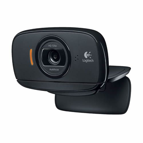 WebCam Logitech C525 HD 720p