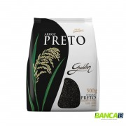 ARROZ PRETO INTEGRAL 500G - GUIDOLIN