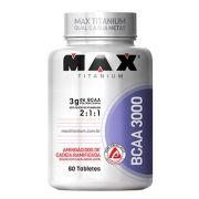 BCAA 3000 - 60 tabs - Max Titanium