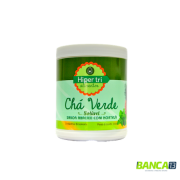 Chá Verde Solúvel Abacaxi com Hortelã - 200g