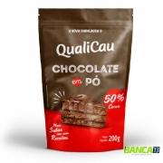 CHOCOLATE EM PÓ 50% 200G - QUALICOCO