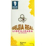 Geleia Real 30 cápsulas - Doctor Berger do Brasil