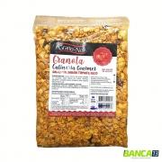 Granola Culinária Gourmet Salgada Sabor Tomate Seco 200g - Grano-Noll
