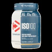 ISO 100 Whey Isolado e Hidrolisado - 725g - Dymatize Nutrition