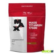 MASS TITANIUM REFIL 3KG - MAX TITANIUM (SABOR A COMBINAR)