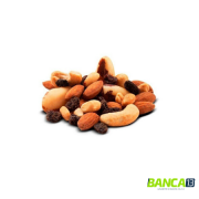 MIX NUTS - CASTANHAS E PASSAS 100G