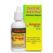 Óleo de Avestruz - 35ml