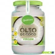 ÓLEO DE COCO VIRGEM 500ML QUALICOCO