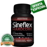 Sineflex HardCore 120 + 30 cápsulas - Power Suplementos