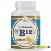 VITAMINA B12 60 CAPS 300MG NATTUBRAS