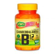 Vitamina B12 - 60 cápsulas 450mg
