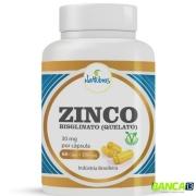 ZINCO 30MG 60 CAPS - NATTUBRAS