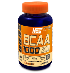 BCAA 1000 120 tabs NOS
