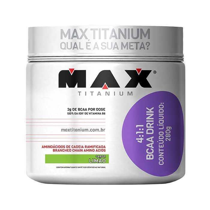 BCAA Drink - 280g - Max Titanium
