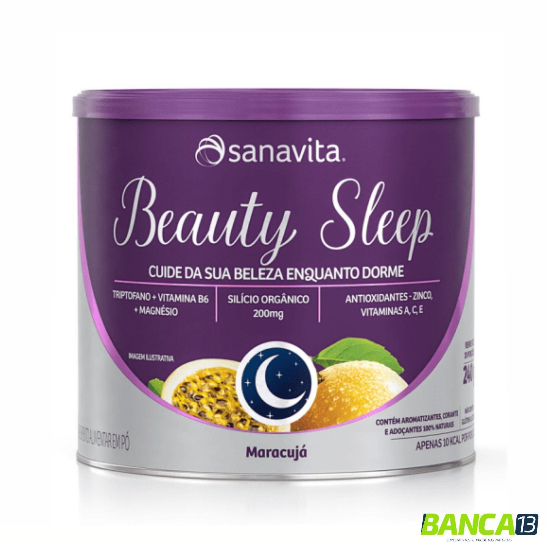 Beauty Sleep 240g Sanavita