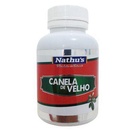 CANELA DE VELHO 60 CÁPSULAS NATHU'S