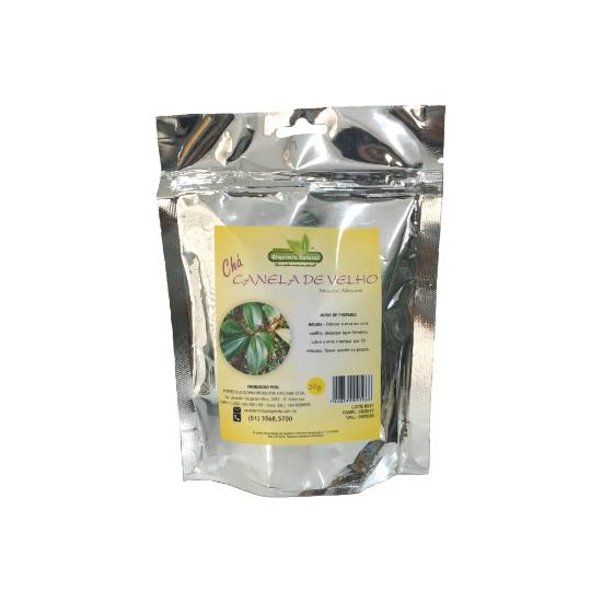 Chá Canela de Velho 50g - Alquimia Natural