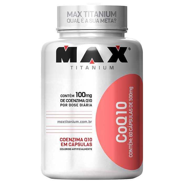 COQ10 - 60 Cápsulas