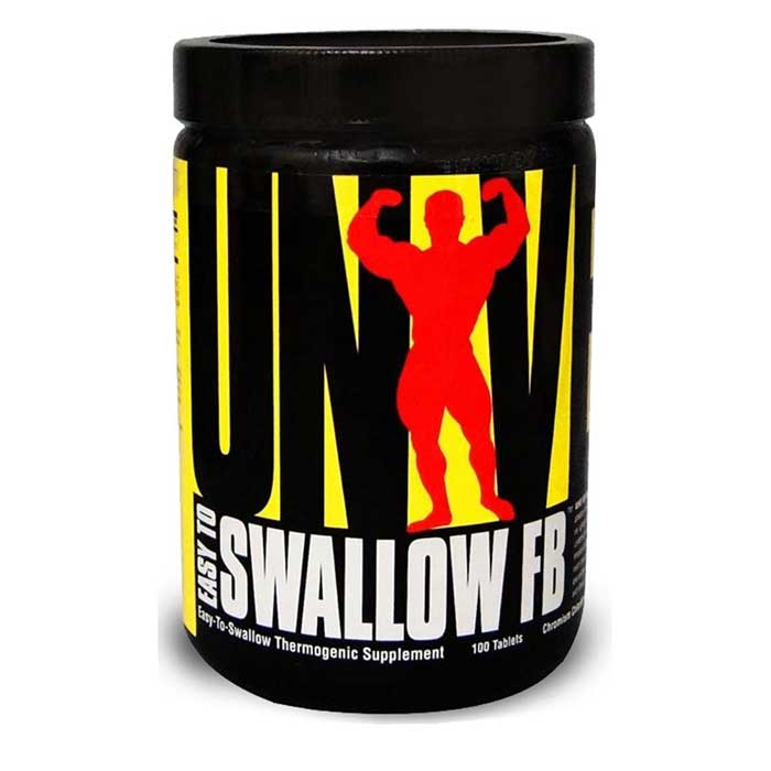 Easy To Swallow Fb 100 Tabletes - Universal Nutrition