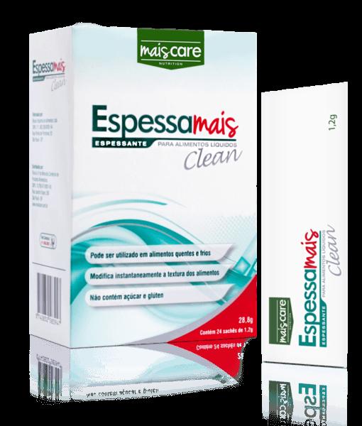 Espessante - Mais Care - Espessa Mais Clean 24 Sachês