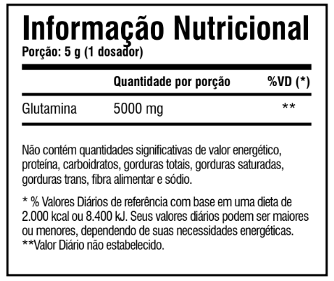 Glutamina 300g - Iridium Labs