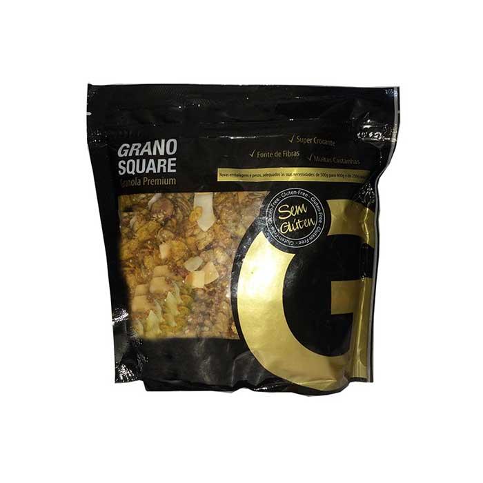 GRANO SQUARE - Granola Premium - 400g