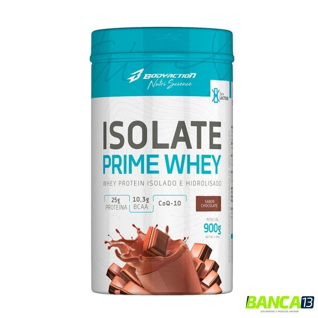 ISOLATE PRIME WHEY 900G - BODYACTION (SABOR A COMBINAR)