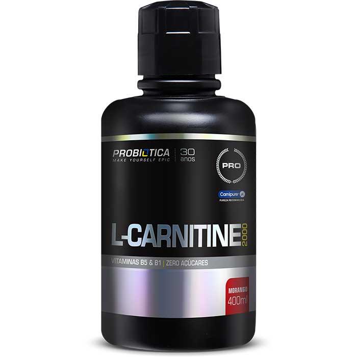 L - Carnitine 2000 - 400ml - Probiótica