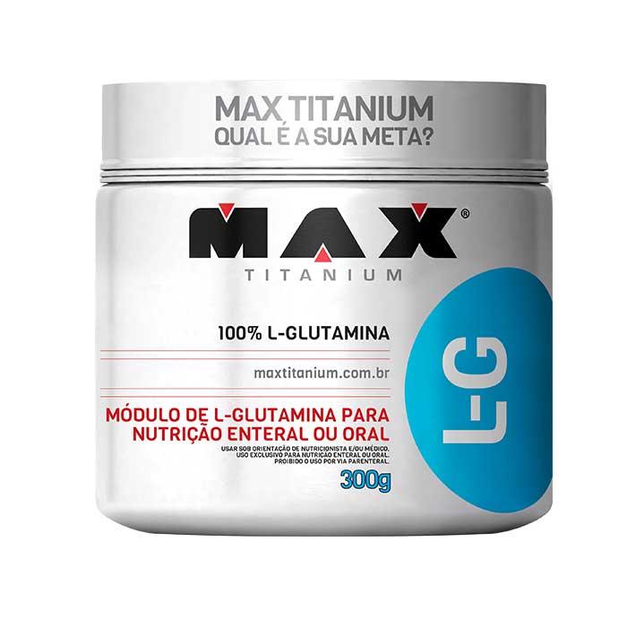 L-G Glutamina - Max Titanium