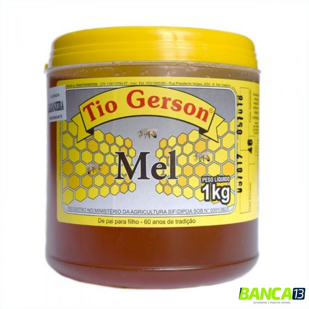 MEL TIO GERSON - 1KG