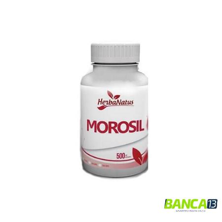 MOROSIL 100CPS 500MG - HERBANATUS