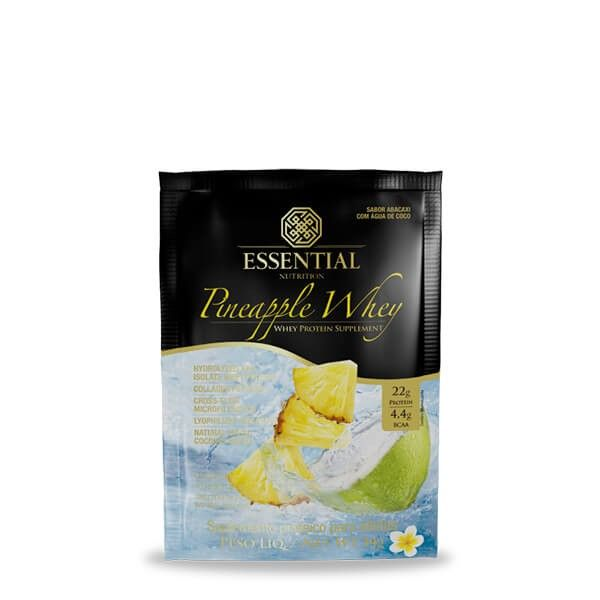 Pineapple Whey Sachê 34g - Essential Nutrition