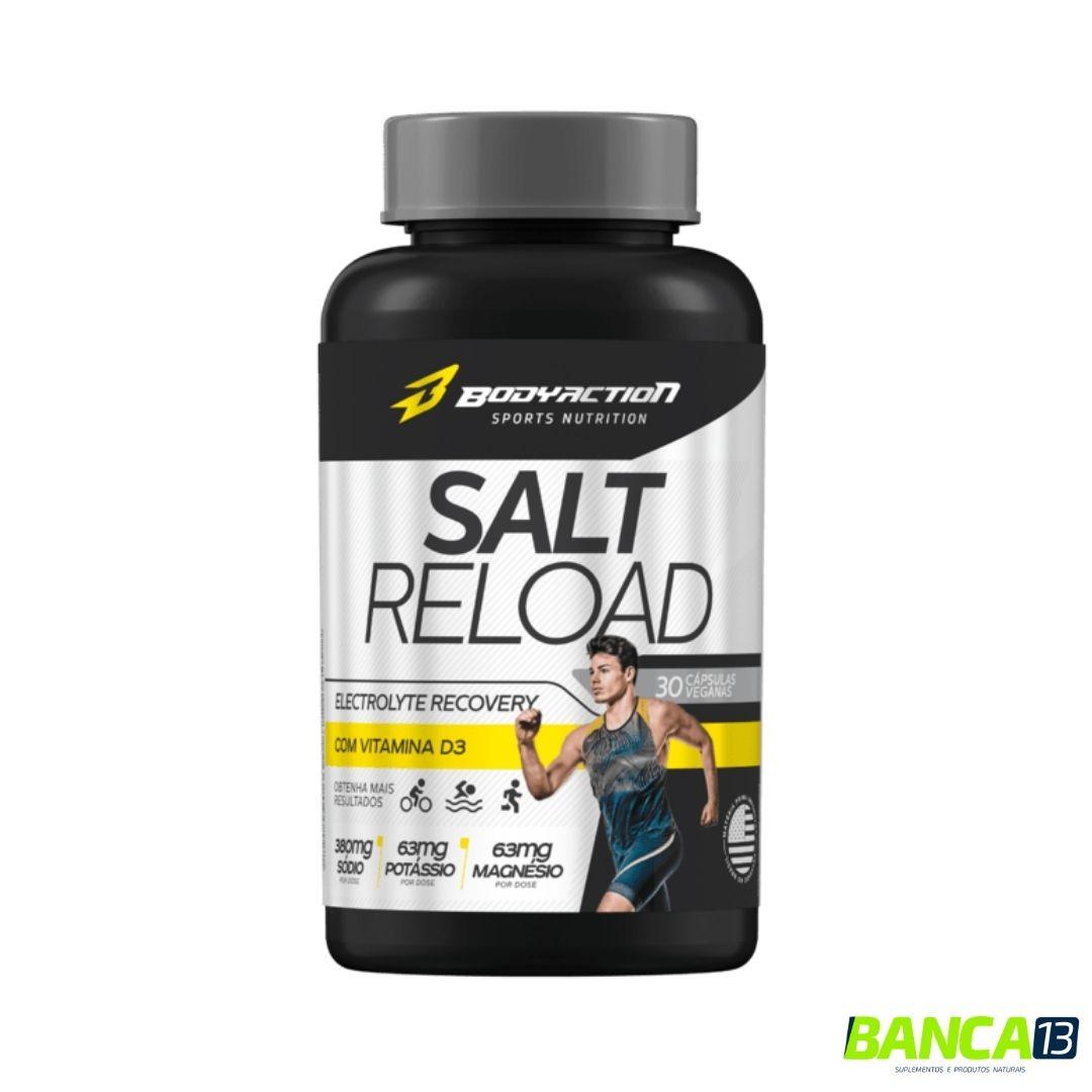 SALT RELOAD® 30 CAPS - BODYACTION