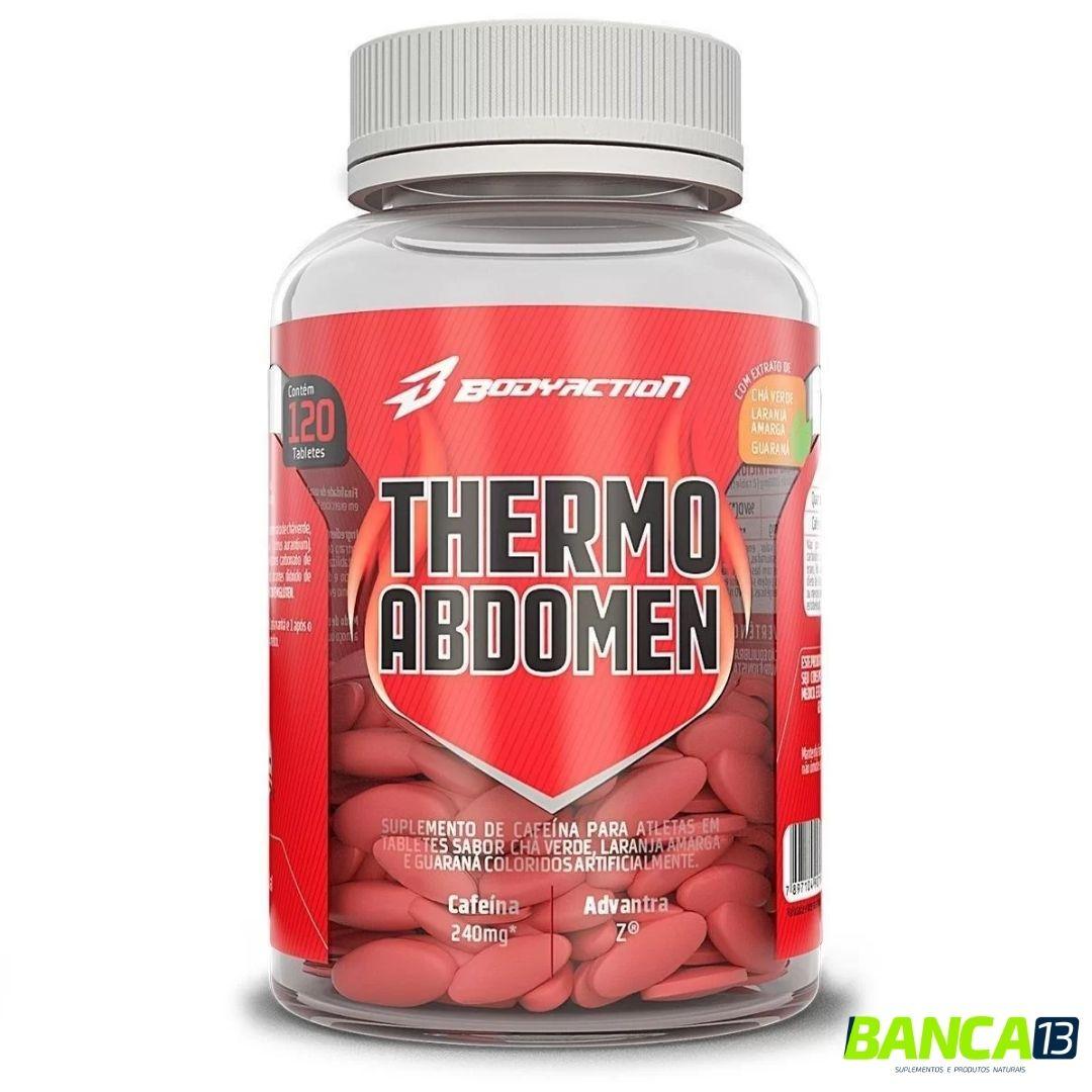 THERMO ABDOMEN 120 CAPS - BODYACTION