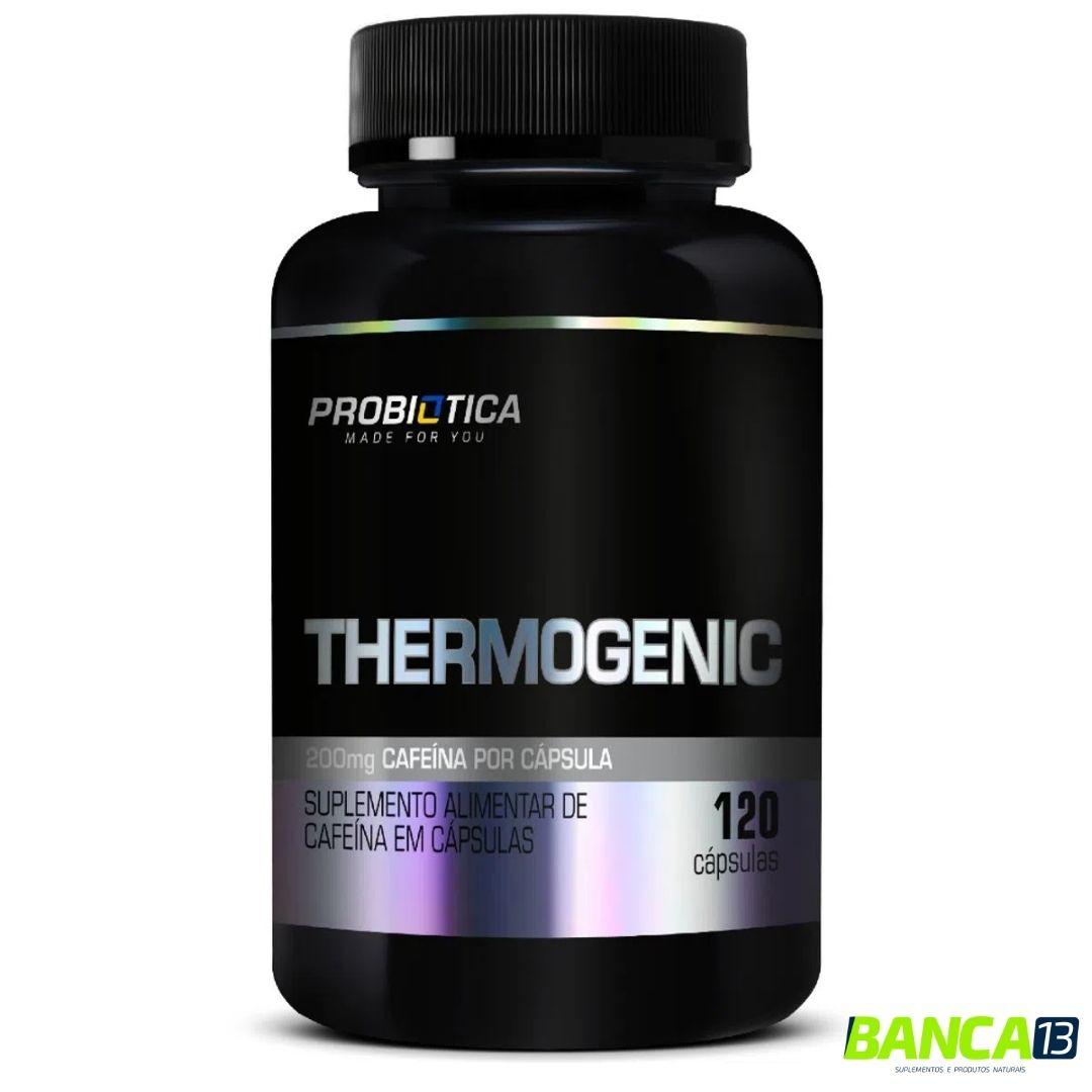 THERMOGENIC 120 CAPS - PROBIÓTICA
