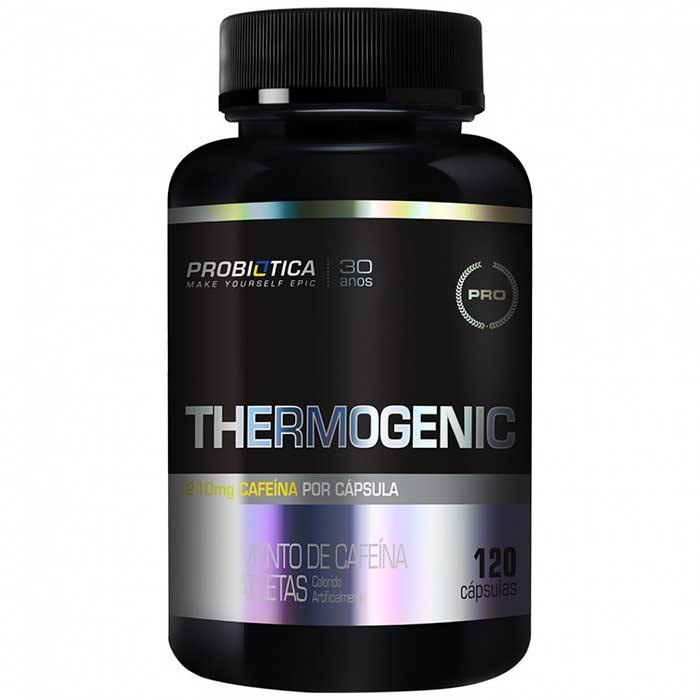 Thermogenic 120 Cápsulas - Probiótica