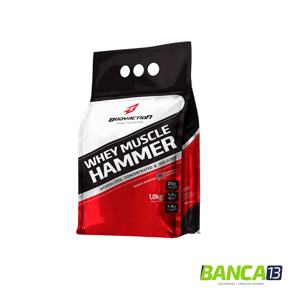 Whey Hammer - BodyAction