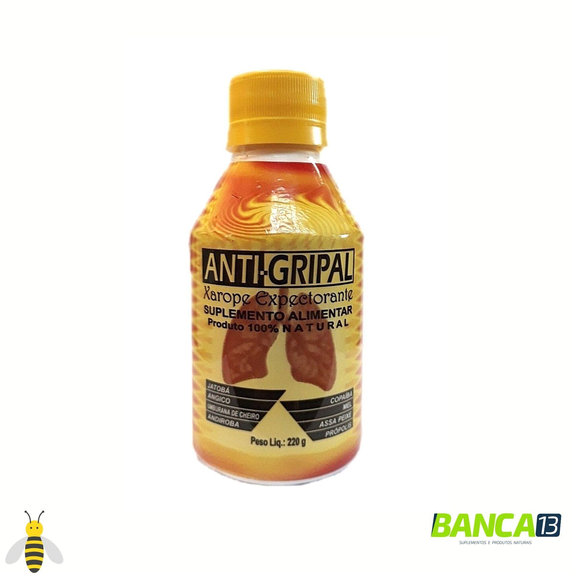 XAROPE ANTI-GRIPAL 220G