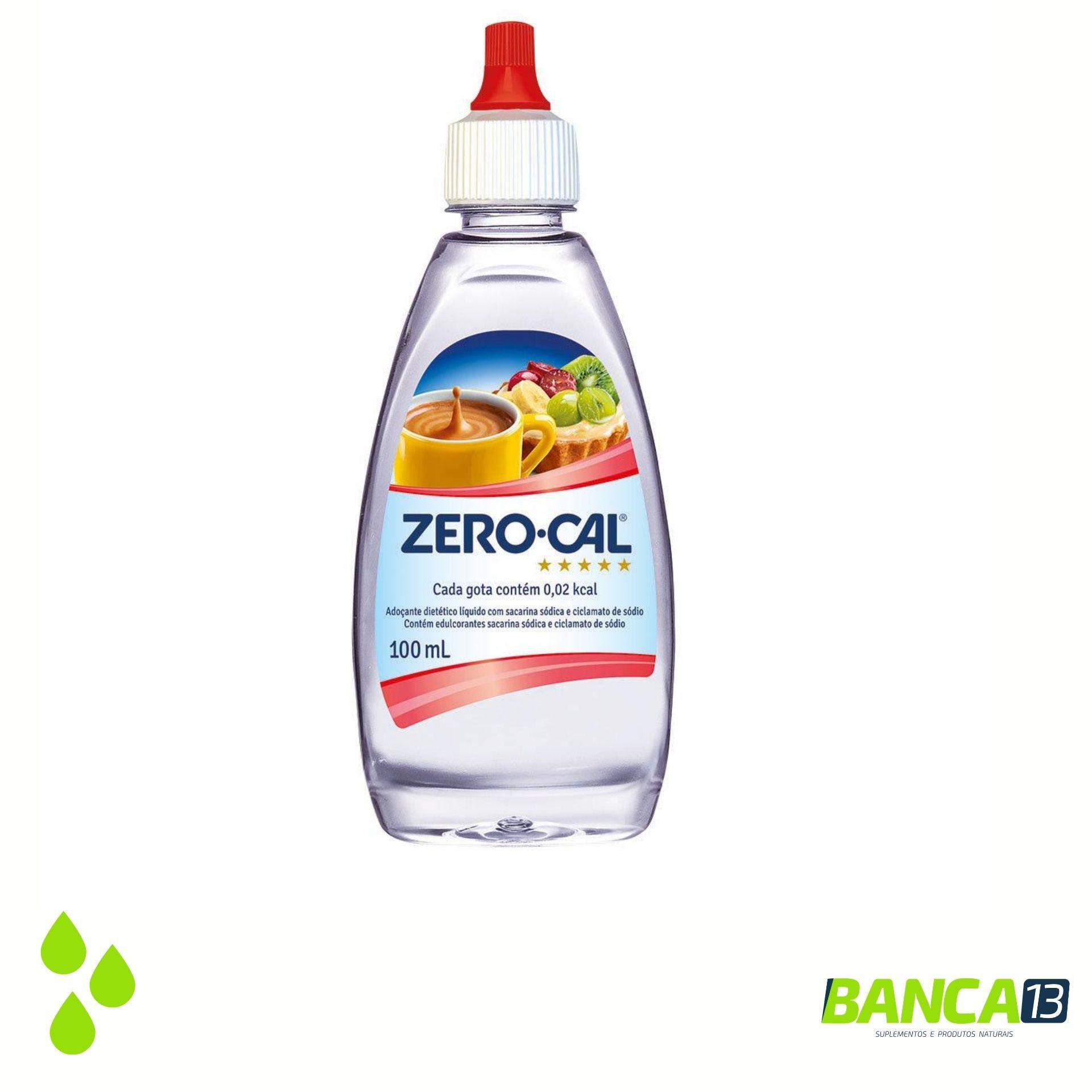 ZERO-CAL 100ML