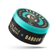 Pomada para Cabelo Efeito Brilho Ultra Hold Hair Baboon - 80g