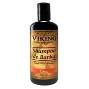 Shampoo de Barba Terra Viking - 200mL