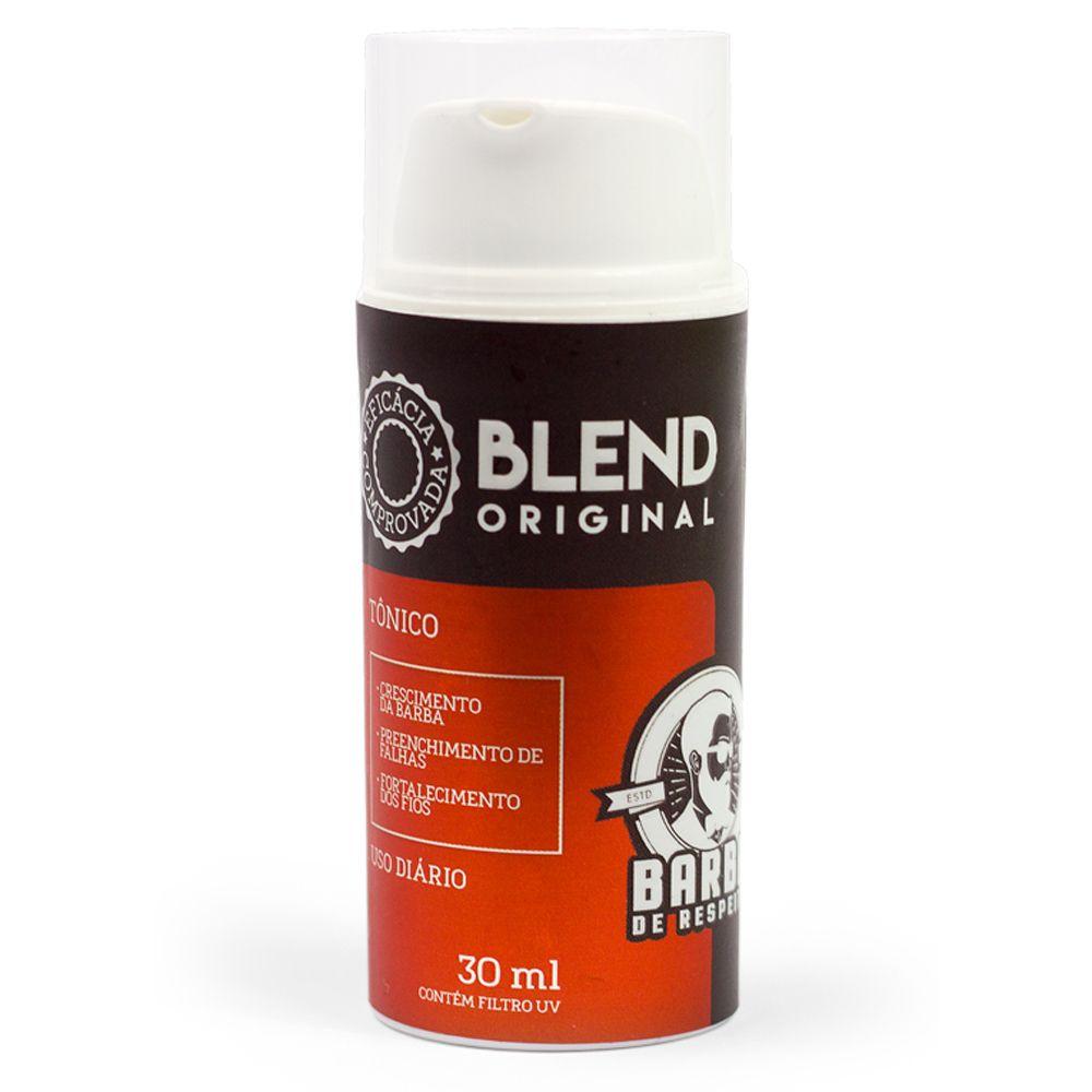 Blend Crescimento dos Fios Barba de Respeito - 30 mL