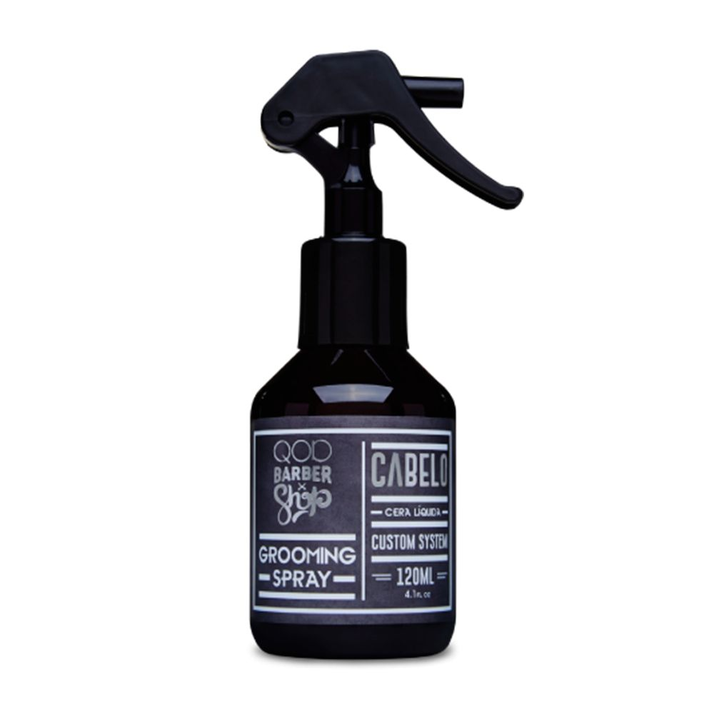 Cera Líquida Spray QOD Barber Shop - 120mL