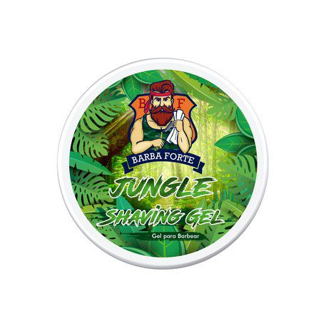Gel para Barbear Jungle Shaving - 500g