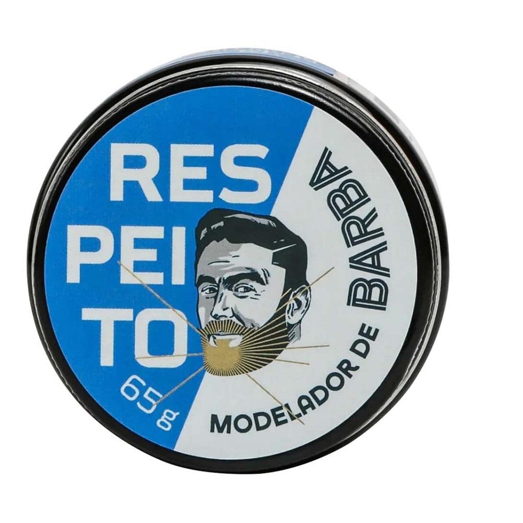 Modelador de Barba - Barba de Respeito 65g