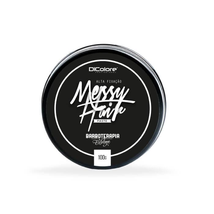 Pasta Messy Hair Barba e Cabelo DiColore - 100g