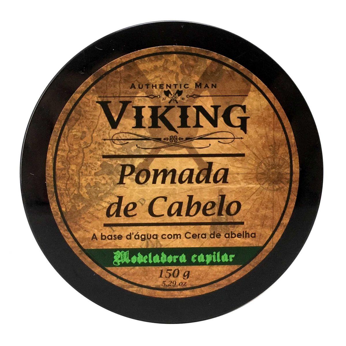2b307435f ... Pomada Modeladora Viking - 150g - Evidence Man Store ...