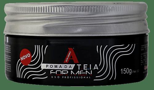 Pomada para Cabelo Efeito Teia Alfa Look's - 150g