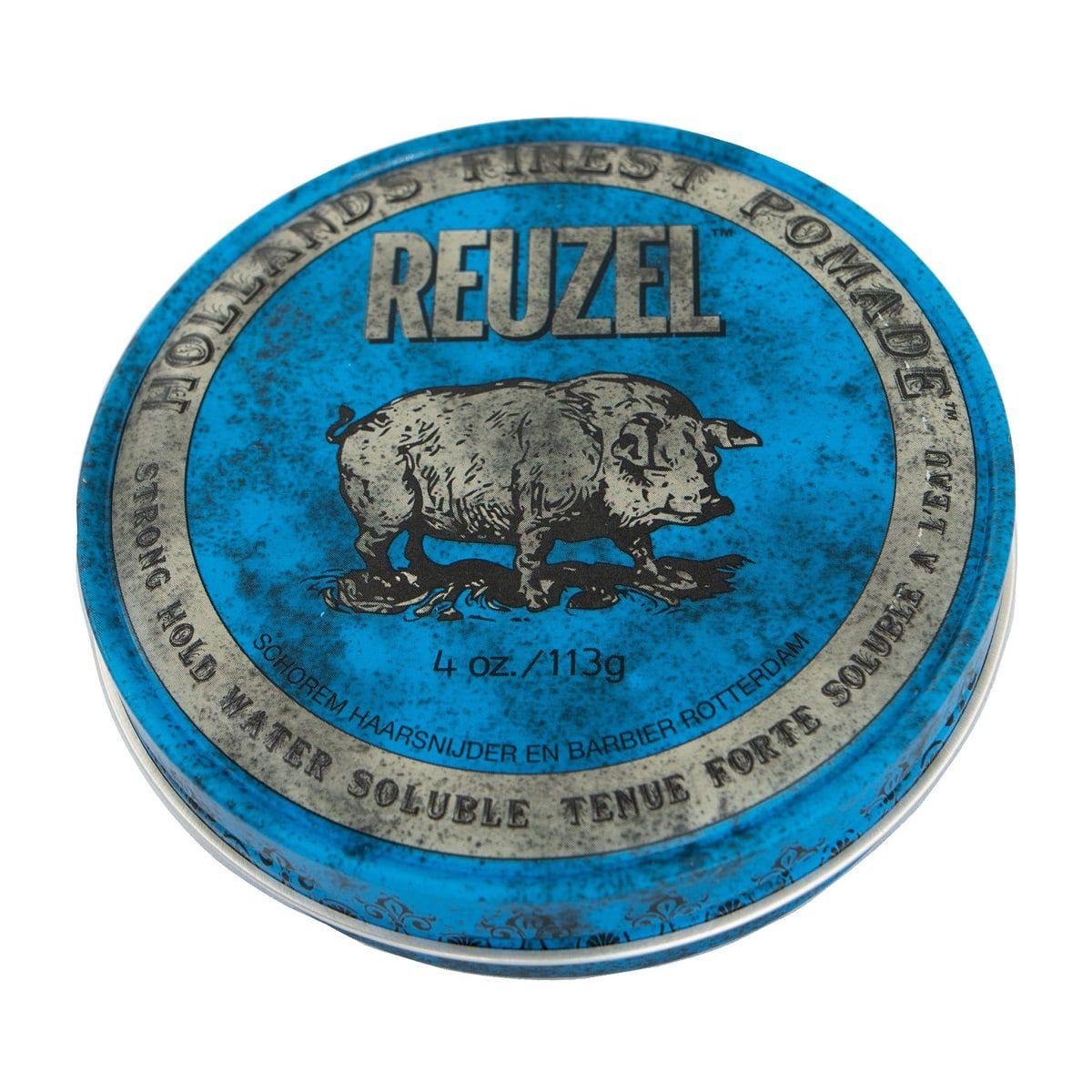 Pomada para Cabelo Reuzel Blue