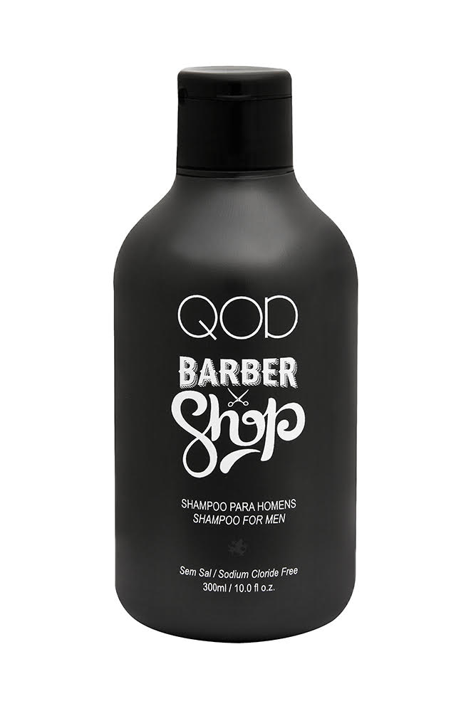 Shampoo For Men QOD Barber Shop - 300mL